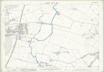 Essex (1st Ed/Rev 1862-96) LXV.4 (includes: Buckhurst Hill; Chigwell; Loughton) - 25 Inch Map