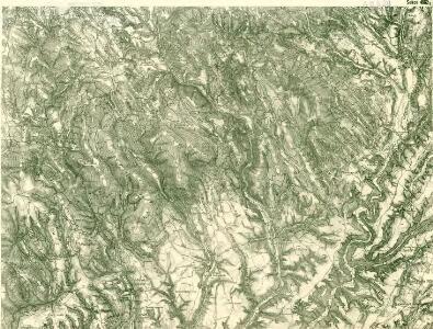 III. vojenské mapování 4662/3