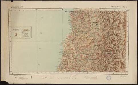 Republica de Chile [33°-35° S]