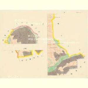 Gottschau - c3243-1-002 - Kaiserpflichtexemplar der Landkarten des stabilen Katasters