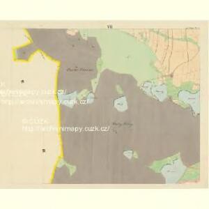Lischau - c4150-1-007 - Kaiserpflichtexemplar der Landkarten des stabilen Katasters