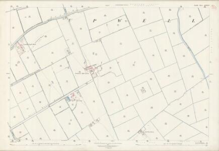 Norfolk LXVIII.14 (includes: Nordelph; Upwell) - 25 Inch Map