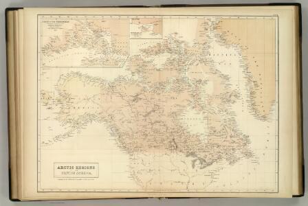Arctic Regions and British America.