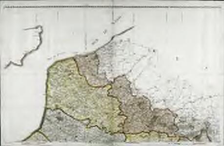 Carte de la France, no. 1