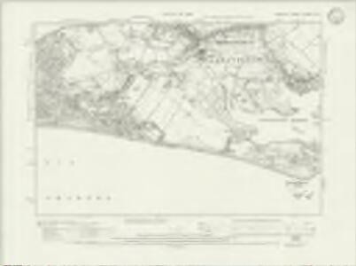 Hampshire & Isle of Wight LXXXVI.SE - OS Six-Inch Map