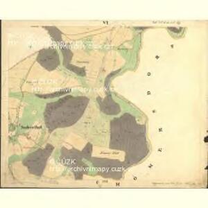 Suchenthal - c0647-2-006 - Kaiserpflichtexemplar der Landkarten des stabilen Katasters