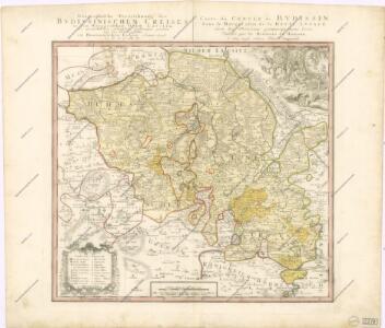 Geographische Verzeichnung des Budissinischen Creises...