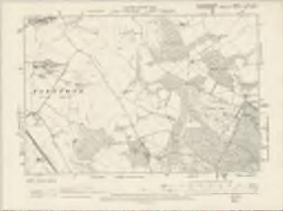 Buckinghamshire XXX.SW - OS Six-Inch Map