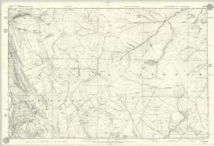 Yorkshire 116 - OS Six-Inch Map