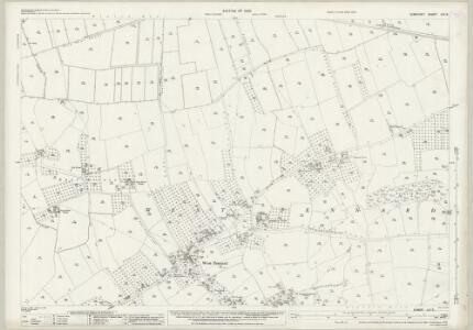 Somerset LIII.5 (includes: Glastonbury; West Pennard) - 25 Inch Map