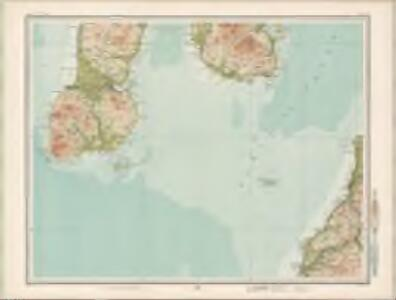 Campbeltown - Bartholomew's 'Survey Atlas of Scotland'