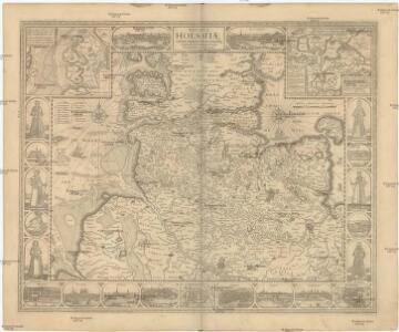 Ducatus Holsatiae, summa diligentia accurataq. censura noviter editus