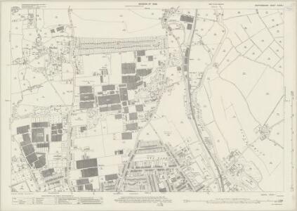 Hertfordshire XXXVII.1 (includes: Great Amwell; Hoddesdon; Stanstead Abbots; Stanstead St Margaret) - 25 Inch Map