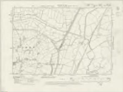 Sussex XXXII.SE - OS Six-Inch Map