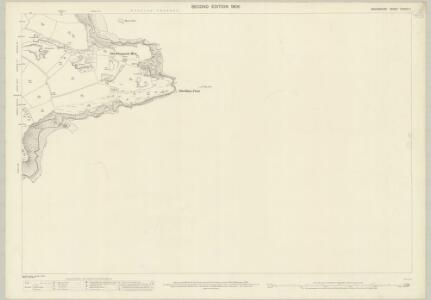 Devon CXXVIII.7 (includes: Brixham) - 25 Inch Map
