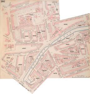 Insurance Plan of London Vol. xi: sheet 392-1