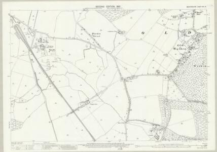 Bedfordshire XVII.15 (includes: Old Warden; Southill) - 25 Inch Map