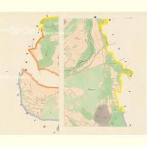 Nezditz (Nezdice) - c5104-1-001 - Kaiserpflichtexemplar der Landkarten des stabilen Katasters