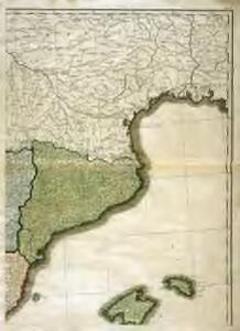 Neueste Generalkarte von Portugal und Spanien, 3