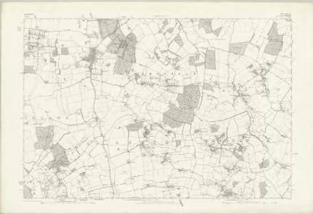 Hertfordshire IX - OS Six-Inch Map