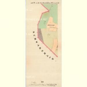 Korkushütten - c3335-1-006 - Kaiserpflichtexemplar der Landkarten des stabilen Katasters