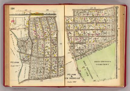 124-125 Pelham, New Rochelle.