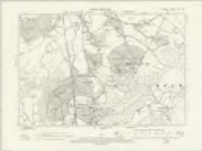 Surrey XXV.NE - OS Six-Inch Map