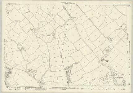 Gloucestershire LXXI.2 (includes: Bristol) - 25 Inch Map