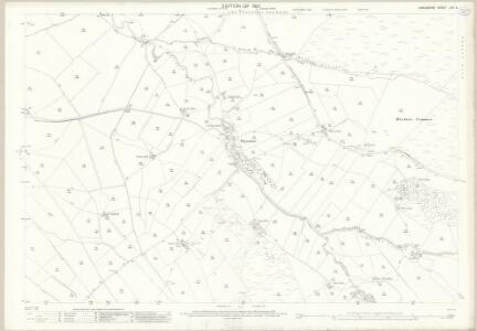 Lancashire LVII.2 (includes: Colne; Trawden) - 25 Inch Map