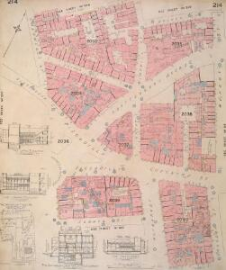 Insurance Plan of London Vol. IX: sheet 214
