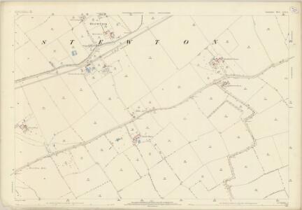 Lincolnshire LVI.3 (includes: Grimoldby; Legbourne; Stewton) - 25 Inch Map