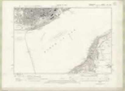 Forfarshire Sheet LIV.SW - OS 6 Inch map