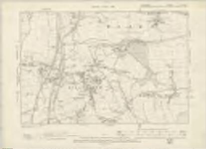Derbyshire XIII.SW - OS Six-Inch Map