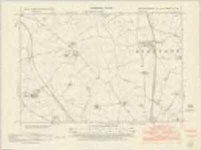 Northamptonshire LIX.SW - OS Six-Inch Map