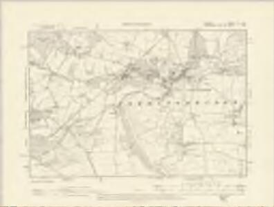 Dorset XVII.NW - OS Six-Inch Map