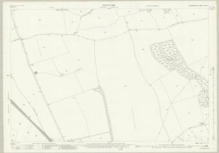 Bedfordshire XXIX.12 (includes: Luton; Streatley; Sundon; Toddington) - 25 Inch Map