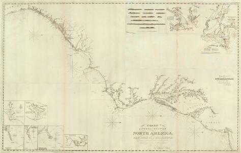 Composite: U.S. coast N.Y. to St. Augustine.