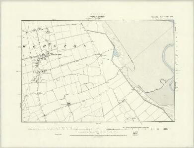 Lincolnshire XXXI.SE - OS Six-Inch Map