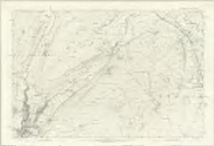 Yorkshire XCVI - OS Six-Inch Map
