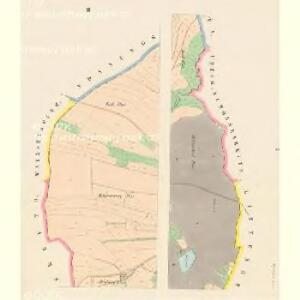 Katzengrün - c2958-1-001 - Kaiserpflichtexemplar der Landkarten des stabilen Katasters