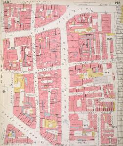 Insurance Plan of London Vol. VI: sheet 148