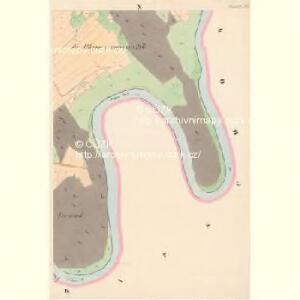 Przisnitz - c6247-1-009 - Kaiserpflichtexemplar der Landkarten des stabilen Katasters
