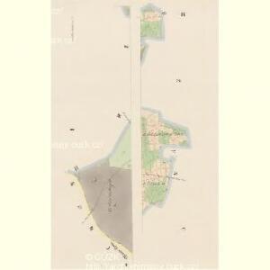 Radkowitz (Radkowicz) - c6356-1-001 - Kaiserpflichtexemplar der Landkarten des stabilen Katasters