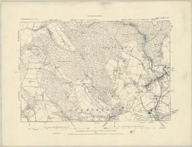Gloucestershire XXXIX.NW - OS Six-Inch Map