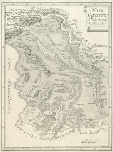 Mappa Comitatus Mosoniensis
