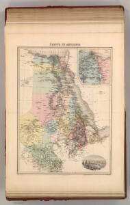 Egypt et Abyssinie.