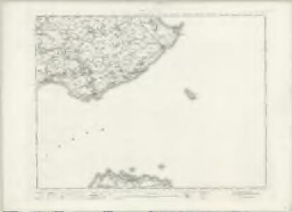 North Berwick - OS One-Inch map