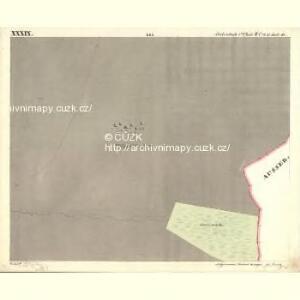 Stubenbach I. Theil - c6088-1-036 - Kaiserpflichtexemplar der Landkarten des stabilen Katasters