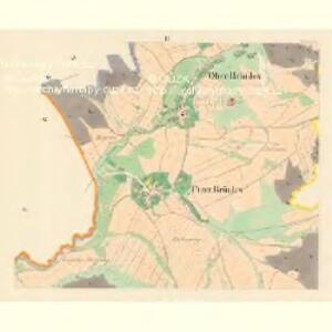 Brünles (Brey) - m0217-1-002 - Kaiserpflichtexemplar der Landkarten des stabilen Katasters
