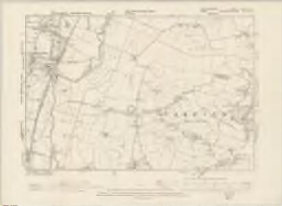 Hertfordshire XXXVII.SW - OS Six-Inch Map